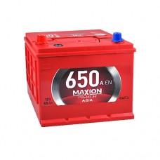 Акумулятор Maxion 65 Аг 650 А