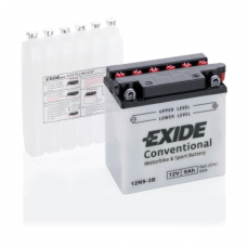 Акумулятор Exide 12N9-3B (9Аг, ток 85А)