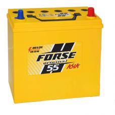 Акумулятор Forse Азія 55Аг 520 А