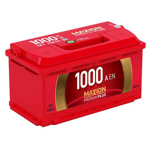 Акумулятор Maxion 110 Аг 1000 А