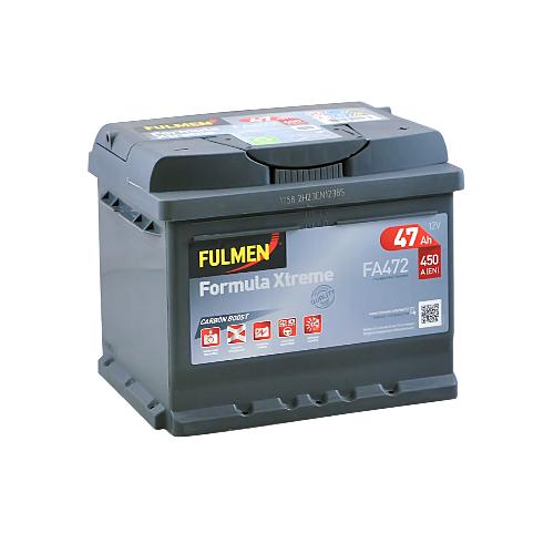 Акумулятор Fulmen Formula Xtreme 47 Аг 450А