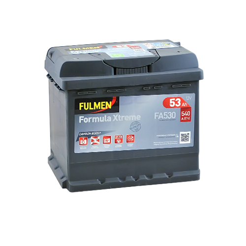 Акумулятор Fulmen Formula Xtreme 53 Аг 540А