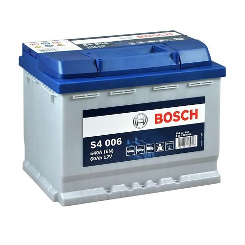 Акумулятор Bosch 60Аг 540А