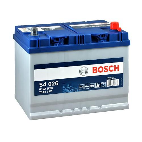 Акумулятор Bosch Азія 70 Аг 630 А
