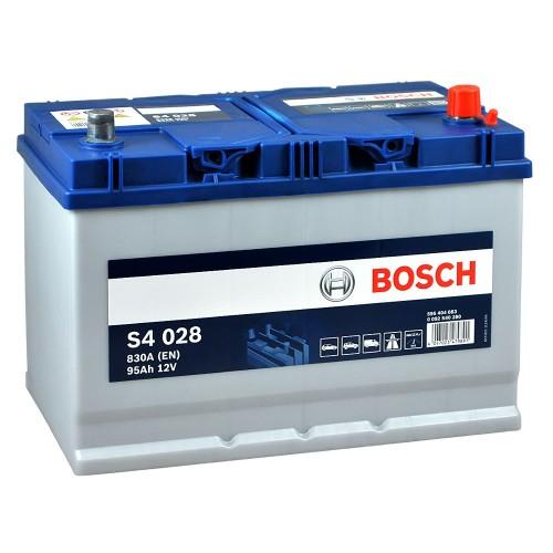Акумулятор Bosch Азія 95 Аг 830 А
