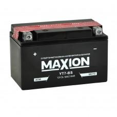 Акумулятор Maxion YTX 4L-BS (3 Аг, ток 50А)