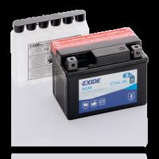 Акумулятор Exide ETX4L-BS (3 Аг, ток 50А)
