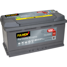 Акумулятор Fulmen Formula Xtreme 100 Аг 900 А