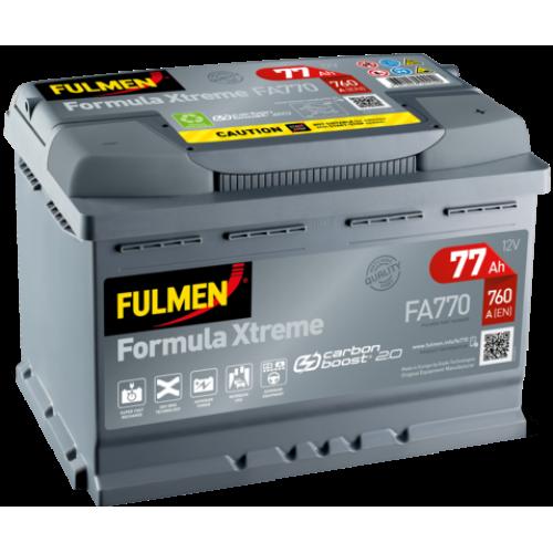 Акумулятор Fulmen Formula Xtreme 77 Аг 760 А