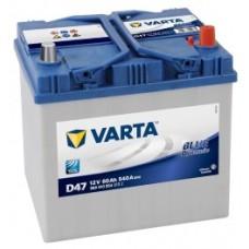 Акумулятор Varta BD Азія 60 Аг 540 А