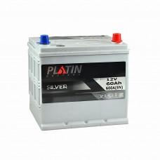Акумулятор Platin Silver Азія 60 Аг 600 А