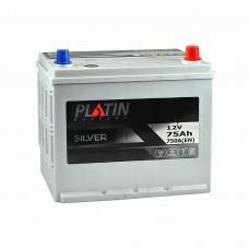 Акумулятор Platin Silver Азія 75 Аг 750 А