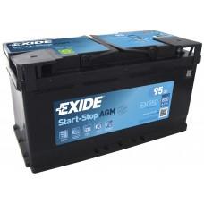 Exide AGM Start-Stop 95 Ah (EK950) 850 А