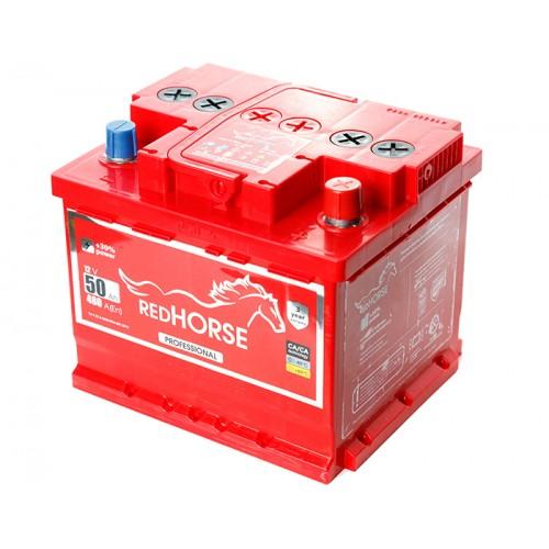 Акумулятори Red Horse 45 Аг 340 А