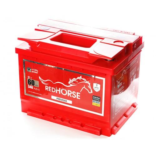 Акумулятори Red Horse 60Аг 600 А